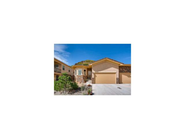 6941 N Fargo Trail, Littleton, CO 80125 (#1887489) :: The Sold By Simmons Team