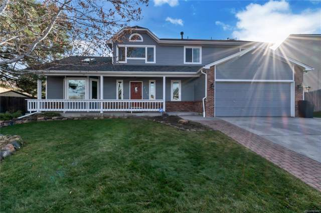 12166 W Crestline Drive, Littleton, CO 80127 (#1889325) :: The DeGrood Team