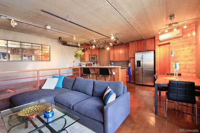 2340 Curtis Street #4, Denver, CO 80205 (MLS #1891248) :: 8z Real Estate