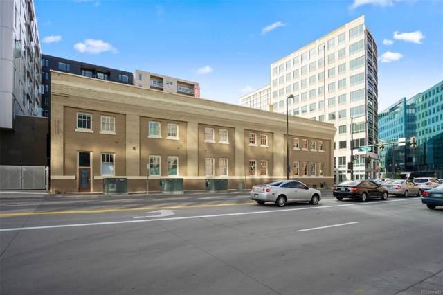 1800 15th Street, Denver, CO 80202 (#1892269) :: Bring Home Denver with Keller Williams Downtown Realty LLC