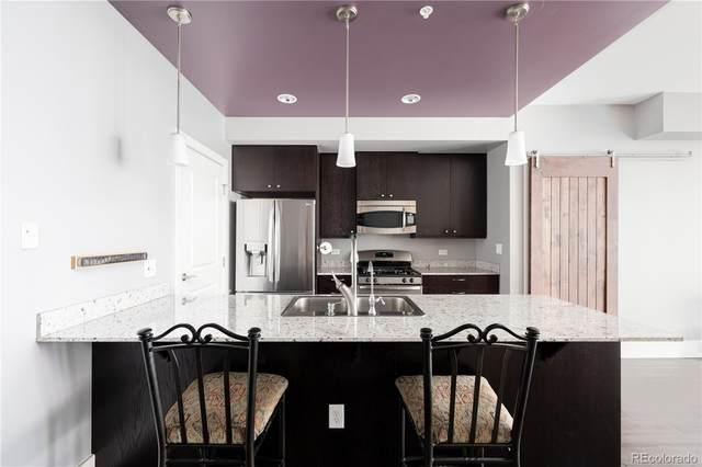 2001 Lincoln Street #1724, Denver, CO 80202 (#1894485) :: Wisdom Real Estate