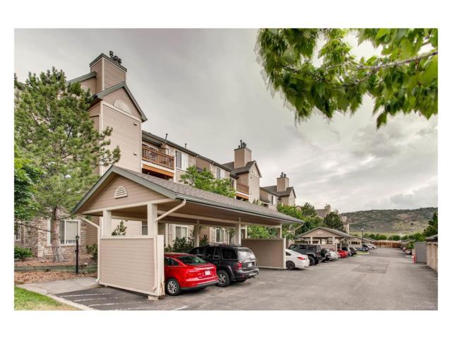 7479 S Alkire Street #203, Littleton, CO 80127 (MLS #1895770) :: 8z Real Estate