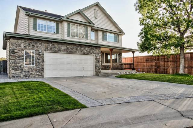 8782 W Ute Drive, Littleton, CO 80128 (#1897011) :: The DeGrood Team