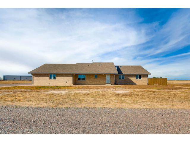 15165 Umpire Street, Brighton, CO 80603 (#1898861) :: The Peak Properties Group