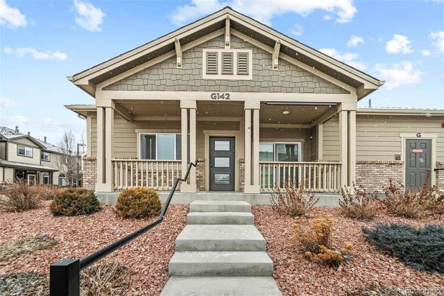 2608 Kansas Drive G142, Fort Collins, CO 80525 (#1902795) :: The Colorado Foothills Team | Berkshire Hathaway Elevated Living Real Estate
