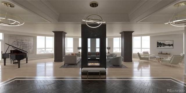 2400 E Cherry Creek South Drive #701, Denver, CO 80209 (#1905228) :: Venterra Real Estate LLC