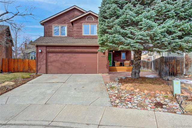 4267 Amber Street, Boulder, CO 80304 (#1905548) :: The Griffith Home Team