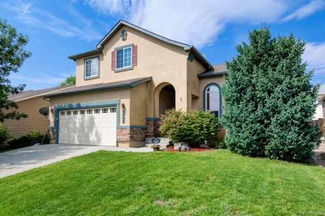 6460 Crystal Mountain Road, Colorado Springs, CO 80923 (#1907445) :: The City and Mountains Group