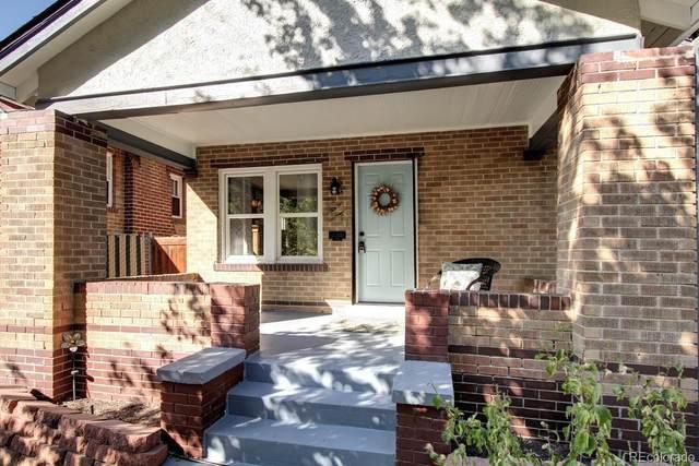3531 N Cook Street, Denver, CO 80205 (MLS #1914966) :: 8z Real Estate