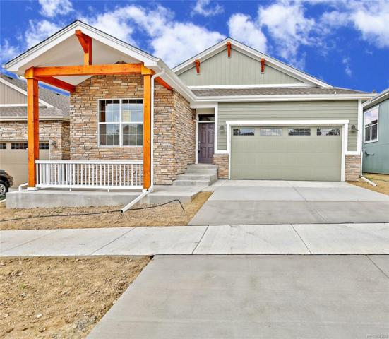 11622 Colony Loop, Parker, CO 80138 (#1917185) :: HomePopper