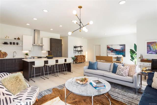 2570 Lawrence Street #101, Denver, CO 80205 (#1917275) :: The DeGrood Team