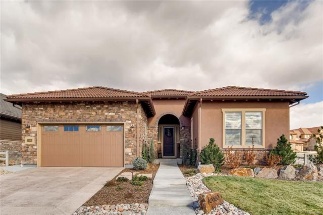 10660 Winding Pine Point, Highlands Ranch, CO 80126 (#1918462) :: The DeGrood Team