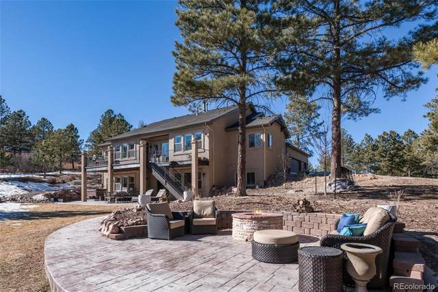 1148 Quartz Mountain Road, Larkspur, CO 80118 (#1921134) :: The Colorado Foothills Team | Berkshire Hathaway Elevated Living Real Estate