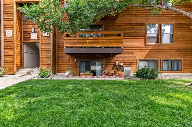 337 Wright Street #102, Lakewood, CO 80228 (#1921694) :: Compass Colorado Realty