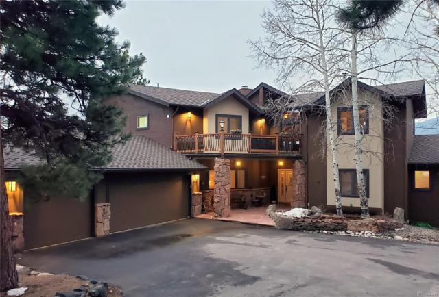 30182 Stowe Court, Evergreen, CO 80439 (#1925269) :: My Home Team