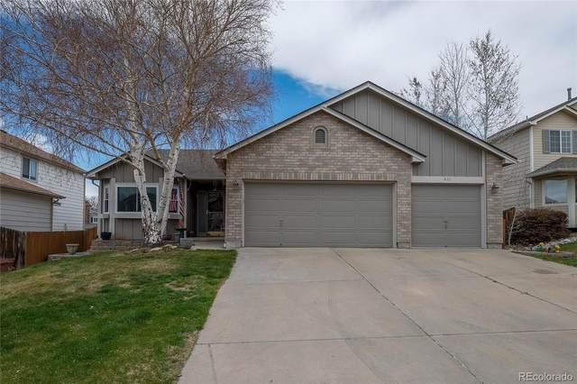 431 Badger Creek Drive, Brighton, CO 80601 (#1926513) :: iHomes Colorado