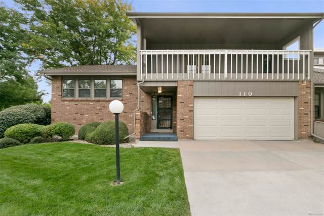 9225 W Jewell Place #110, Lakewood, CO 80227 (#1926691) :: The DeGrood Team