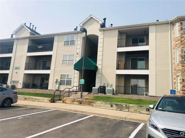 12338 W Dorado Place #202, Littleton, CO 80127 (MLS #1926845) :: 8z Real Estate