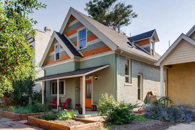 3344 N Lafayette Street, Denver, CO 80205 (#1932915) :: Bring Home Denver