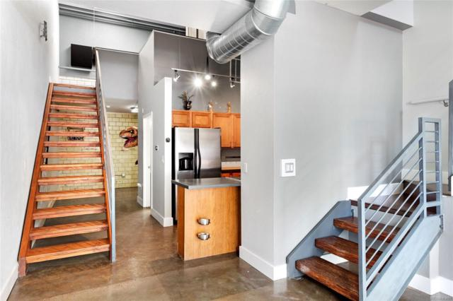 1421 Oneida Street #4, Denver, CO 80220 (#1933598) :: Bring Home Denver with Keller Williams Downtown Realty LLC