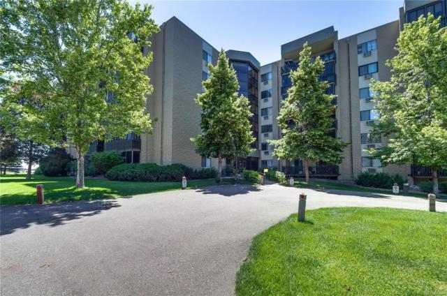 14300 E Marina Drive #505, Aurora, CO 80014 (#1935047) :: The Peak Properties Group