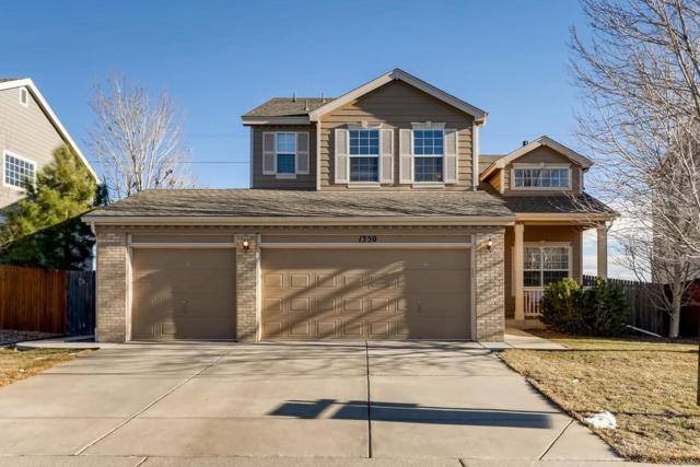 1350 N Tabor Drive, Castle Rock, CO 80104 (#1936506) :: Sellstate Realty Pros