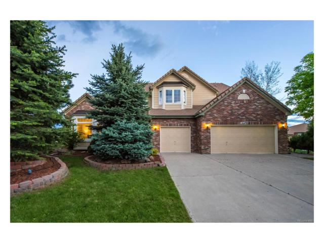 16498 E Lake Drive, Centennial, CO 80016 (MLS #1940625) :: 8z Real Estate