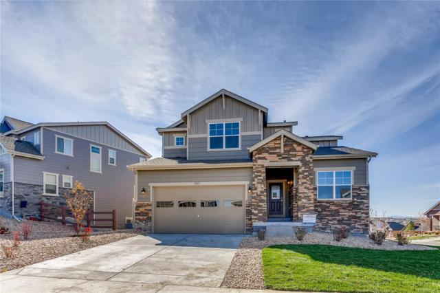 7917 S Grand Baker Way, Aurora, CO 80016 (#1941060) :: The Heyl Group at Keller Williams
