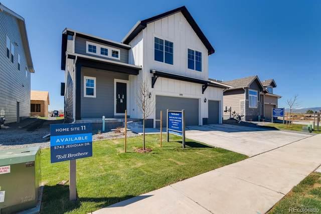 5743 Jedidiah Drive, Timnath, CO 80547 (#1944597) :: West + Main Homes