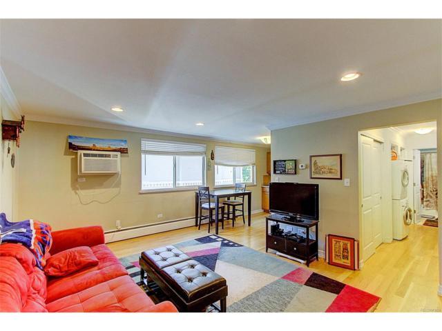 1330 Race Street #204, Denver, CO 80206 (MLS #1945521) :: 8z Real Estate