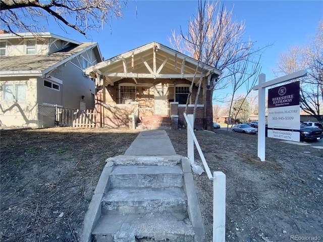 1083 Colorado Boulevard, Denver, CO 80206 (#1946906) :: Sultan Newman Group