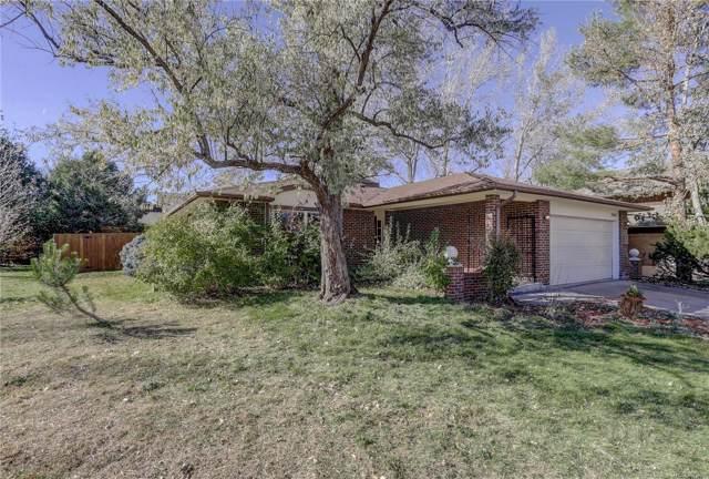 3665 S Jay Street, Denver, CO 80235 (#1947078) :: Mile High Luxury Real Estate