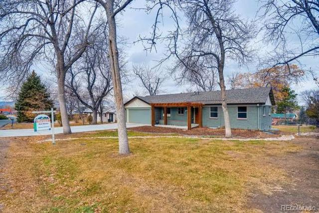 9805 W 36th Avenue, Wheat Ridge, CO 80033 (MLS #1952037) :: Bliss Realty Group