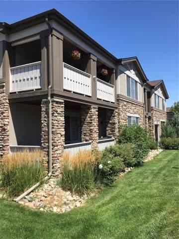16687 Las Ramblas Lane H, Parker, CO 80134 (#1954379) :: Briggs American Properties