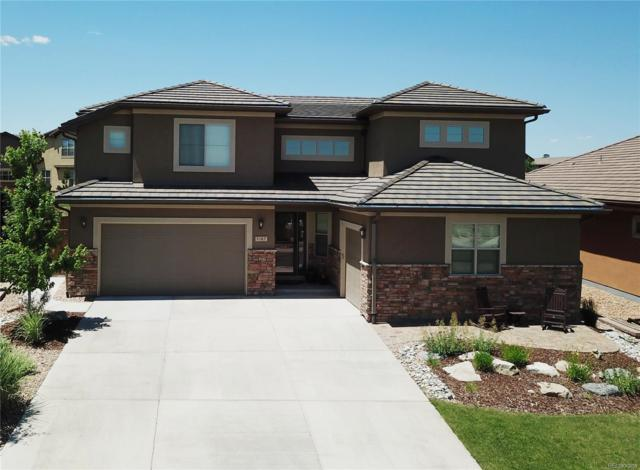 7187 Galaxy Circle, Castle Rock, CO 80108 (#1955192) :: The DeGrood Team
