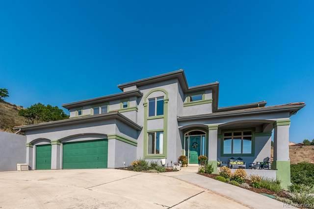 6216 Rock Ledge Lane, Morrison, CO 80465 (MLS #1956322) :: 8z Real Estate
