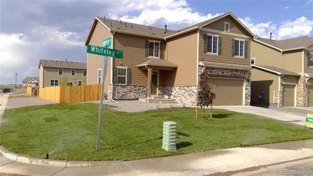 245 Gwyneth Lake Drive, Severance, CO 80550 (#1960458) :: The Peak Properties Group