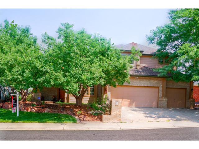 16381 W Ellsworth Avenue, Golden, CO 80401 (MLS #1961346) :: 8z Real Estate