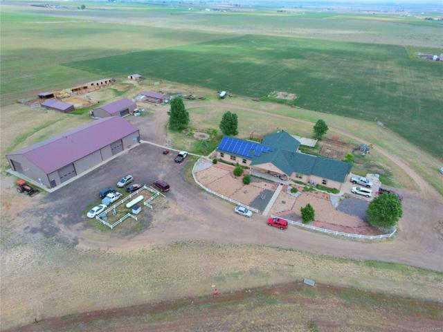 3510 County Road 55, Keenesburg, CO 80643 (#1965777) :: Wisdom Real Estate