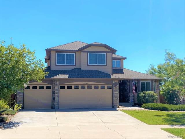 20760 E Dartmouth Drive, Aurora, CO 80013 (#1966475) :: The DeGrood Team
