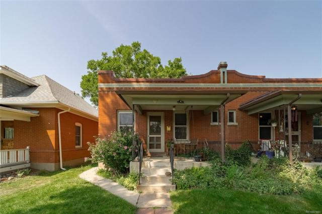 3425 Meade Street, Denver, CO 80211 (#1967494) :: The Heyl Group at Keller Williams