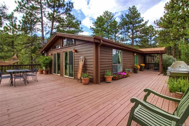 38415 Boulder Canyon Drive, Boulder, CO 80302 (#1968854) :: The Peak Properties Group