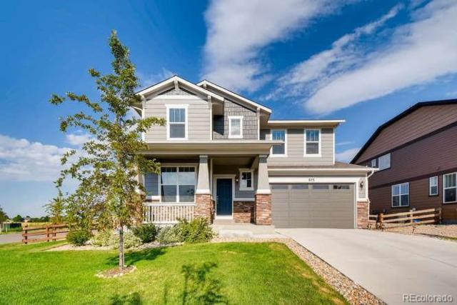 853 Laramie Lane, Erie, CO 80516 (#1971098) :: The Pete Cook Home Group