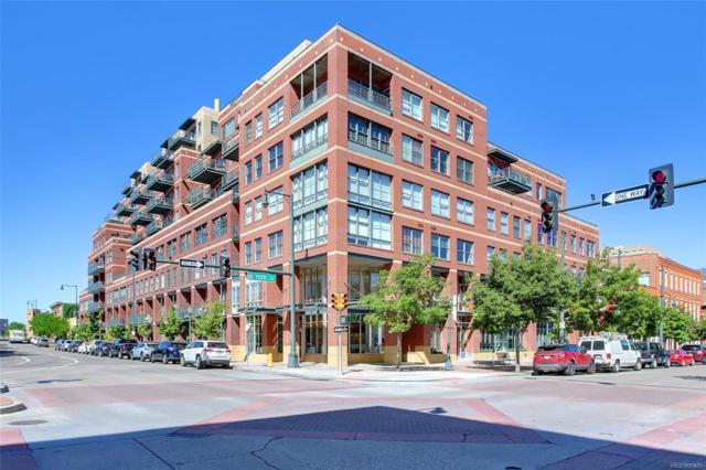 1499 Blake Street 9E, Denver, CO 80202 (#1971428) :: The Healey Group