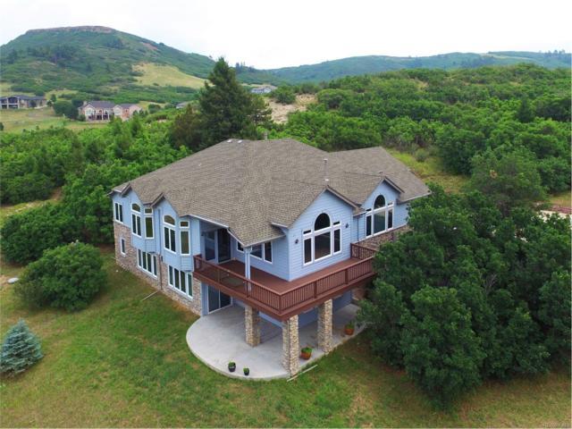 4578 High Spring Road, Castle Rock, CO 80104 (MLS #1973736) :: 8z Real Estate