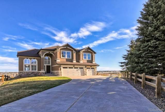 11570 Coeur D'alene Drive, Parker, CO 80138 (MLS #1977369) :: 8z Real Estate
