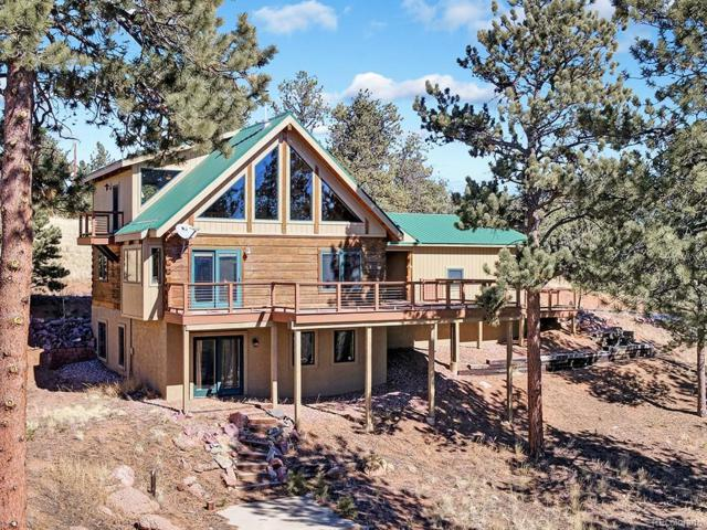 76 Kingston Drive, Florissant, CO 80816 (#1978001) :: The Pete Cook Home Group