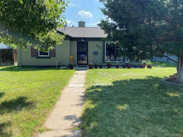 4470 Eliot Street, Denver, CO 80211 (MLS #1978118) :: Find Colorado
