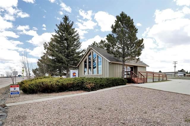 480 Comanche Street, Kiowa, CO 80117 (#1986445) :: The HomeSmiths Team - Keller Williams