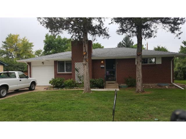 3489 W Alamo Place, Littleton, CO 80123 (MLS #1992724) :: 8z Real Estate